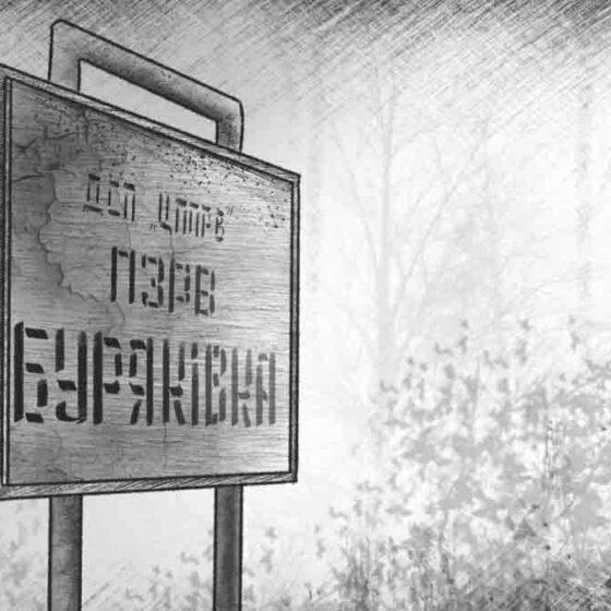 Опасные дети — «чернобыльские ёжики»