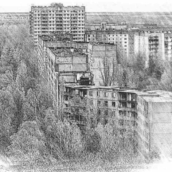 Мой Чернобыль прошел тихо