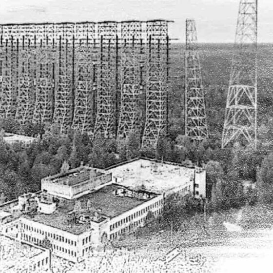 «Русский дятел» — десятилетняя история Чернобыльской ДУГИ